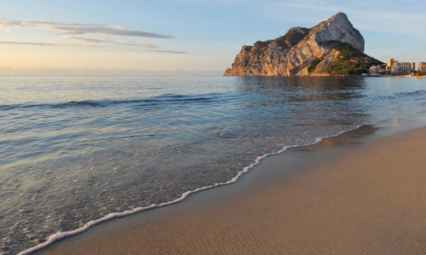Levante or La Fossa Beach