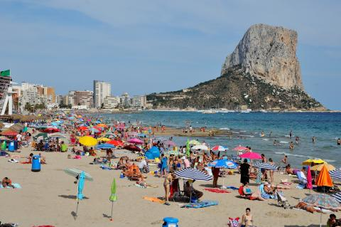 Calp Gets Almost Full Occupancy In July And August Thanks To National Tourism