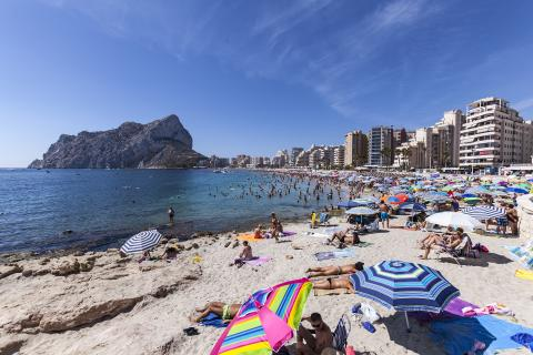 Jet2com Expects To Triple The Amount Of British Tourists Getting To Calpe This Year