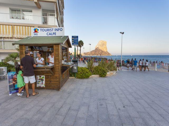 Horarios Información Turística Semana Santa 2017