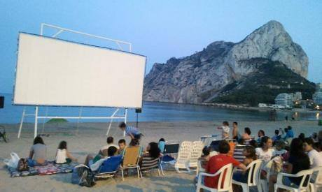Cinema à la Mar, Organised By The Department Of Culture. Before The Films There Will Be Screened Promotional Videos About Cal