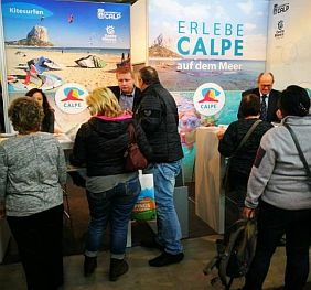 Calp Participates In The Cmt Stuttgart, The Most Visited Fair In Germany