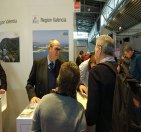 Calp Participates In The F.re.e München, The Largest Travel And Leisure Fair In Bavaria