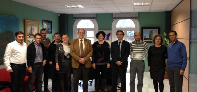 El Consorci Calpe Tourism Premió A Jaume Pastor I Fluixa
