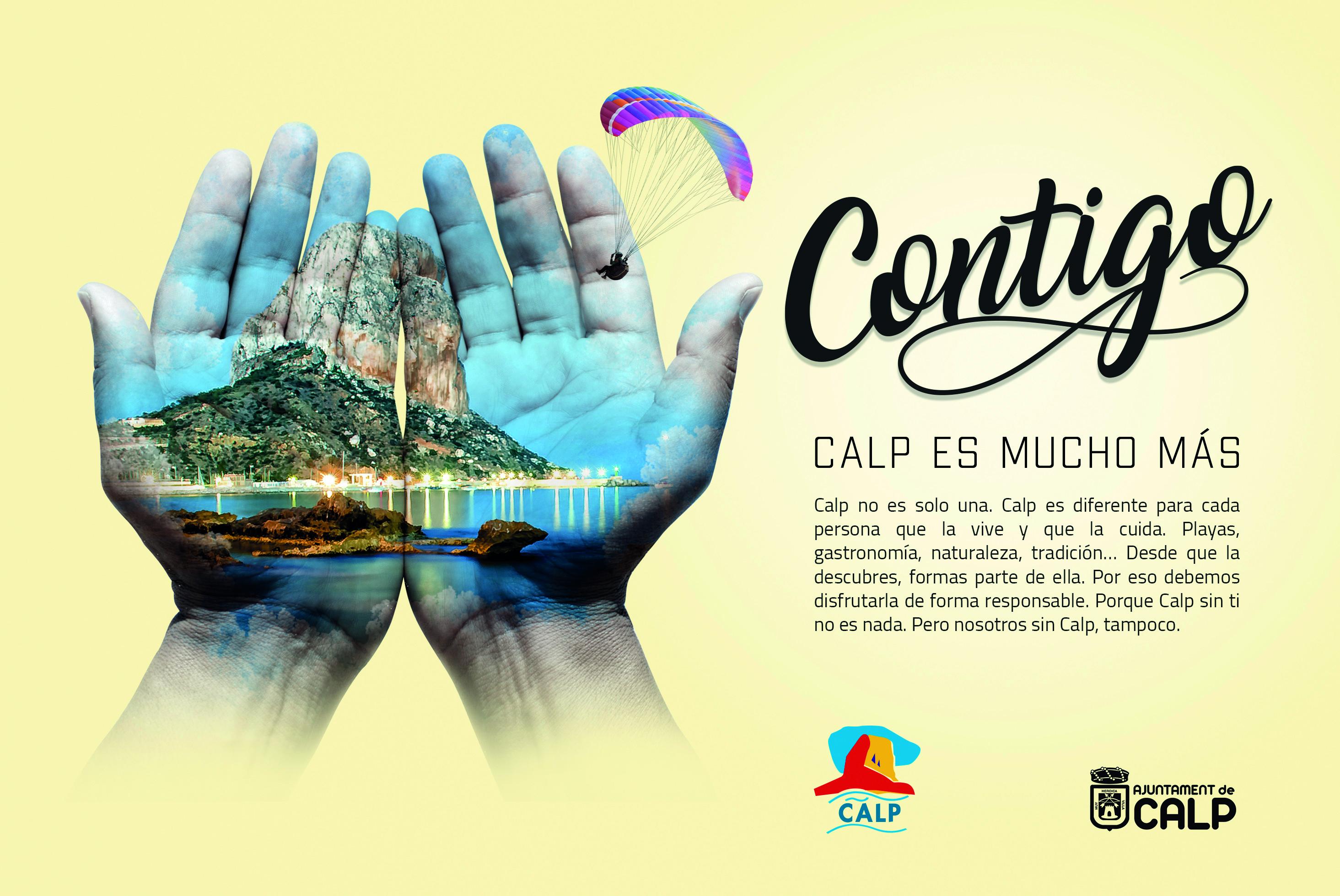 Calp lanza una campaña de sensibilización para promover un turismo responsable y sostenible