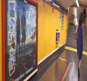 Turismo reedita la campaña de promoción en vallas y mupis dirigida al turismo nacional