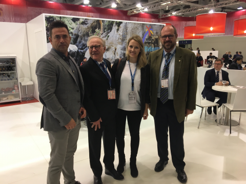 Calp Attends To The Itb Of Berlin To Win The German Market Back